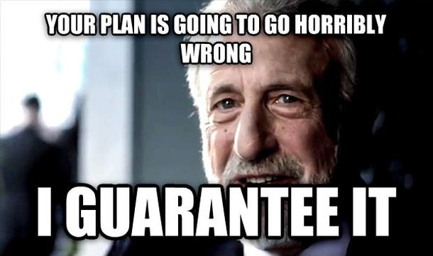 wrongplans