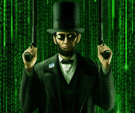 abraham-lincoln-matrix-4150