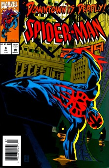 Spider-Man2099#006-00 (Custom)