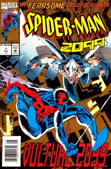 Spider-Man2099#007-00 (Custom)