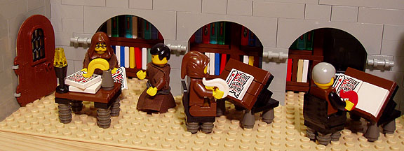 legoscribes