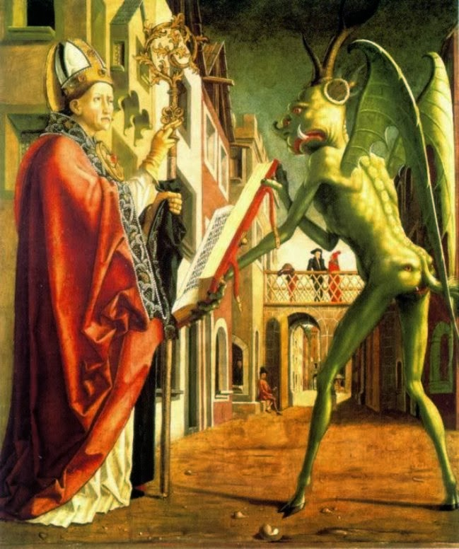 st-wolfgang-and-devil
